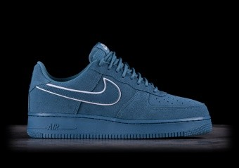 hot sale online d4c2b 64a28 NIKE AIR FORCE 1 '07 LV8 SUEDE NOISE AQUA pour €112,50 | Basketzone.net