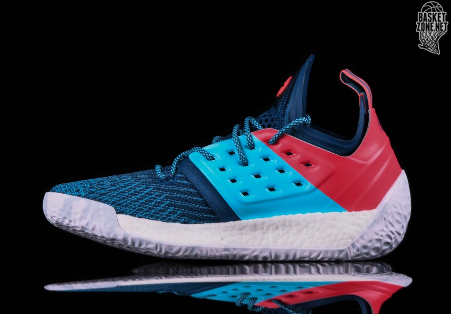 wholesale dealer 618e7 edf9a ADIDAS HARDEN VOL. 2 BLUE NIGHT
