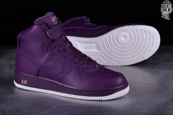 new concept bad24 f83c2 NIKE AIR FORCE 1 HIGH  07 NIGHT PURPLE
