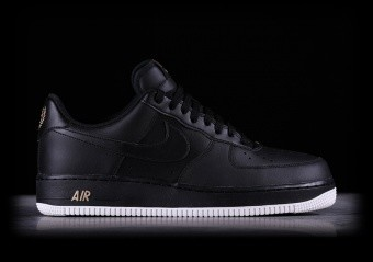 finest selection f438b 305b8 NIKE AIR FORCE 1 07 BLACK