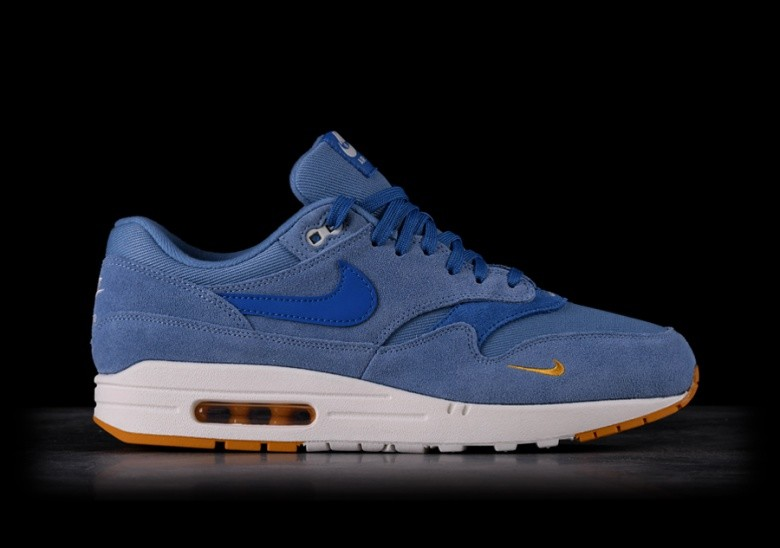 best cheap well known best authentic NIKE AIR MAX 1 PREMIUM MINI SWOOSH pour €122,50 | Basketzone.net