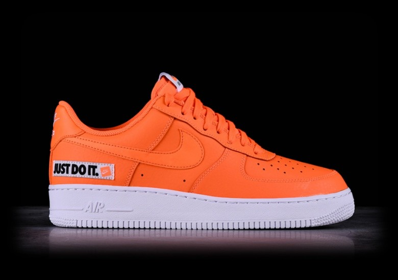 the best attitude 947e4 62813 NIKE AIR FORCE 1  07 LV8 LTHR JUST DO IT