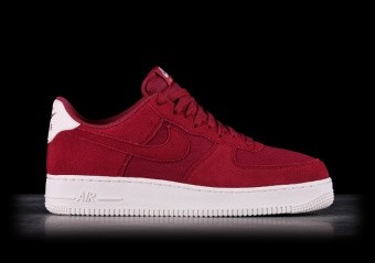 Buy nike air force 1 07 high red > up to 40% Discounts