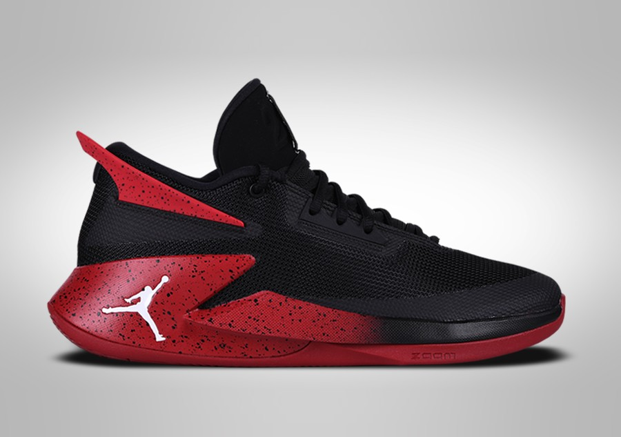 NIKE AIR JORDAN FLY LOCKDOWN BRED
