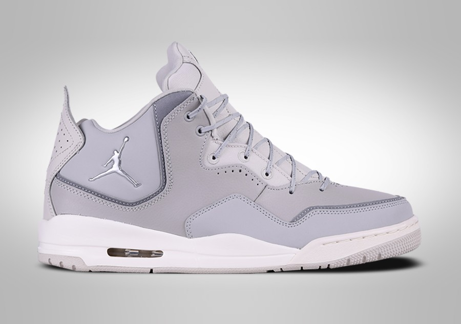 best website 82616 0441c NIKE AIR JORDAN COURTSIDE 23 WOLF GREY price €109.00   Basketzone.net