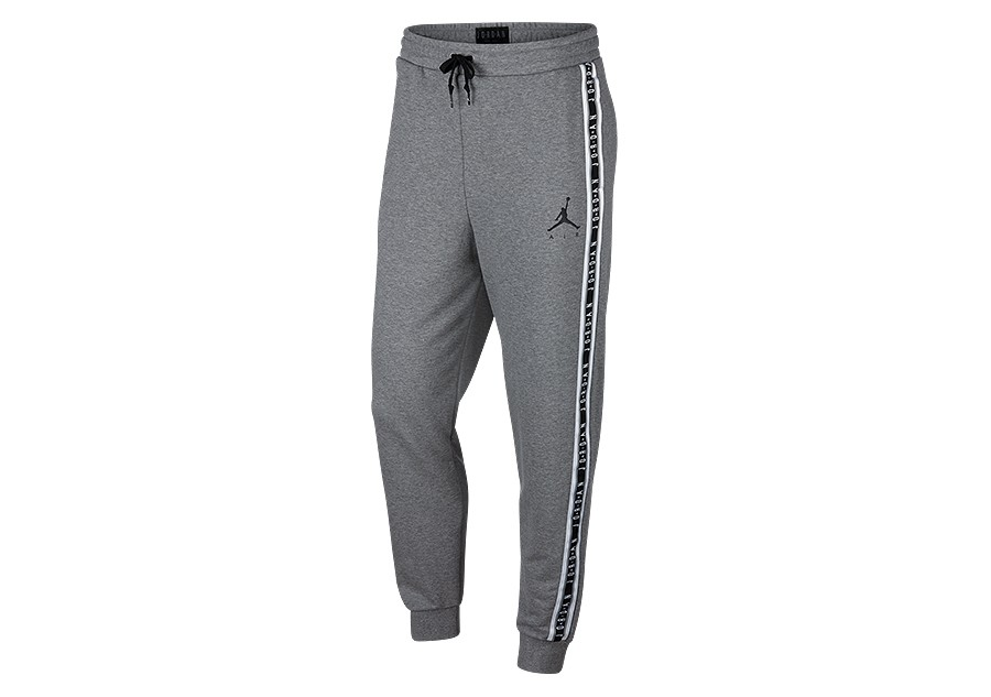 c06891d83e70cb NIKE AIR JORDAN JUMPMAN AIR HBR PANTS CARBON HEATHER price €77.50 ...