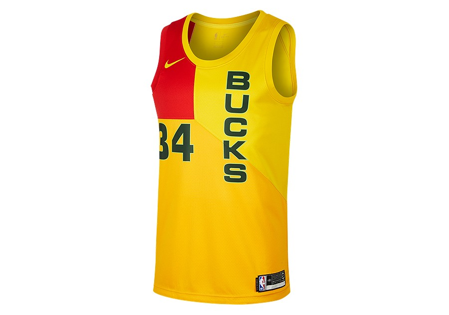 b06010e4f NIKE NBA MILWAUKEE BUCKS GIANNIS ANTETOKOUNMPO SWINGMAN JERSEY SUNDIAL
