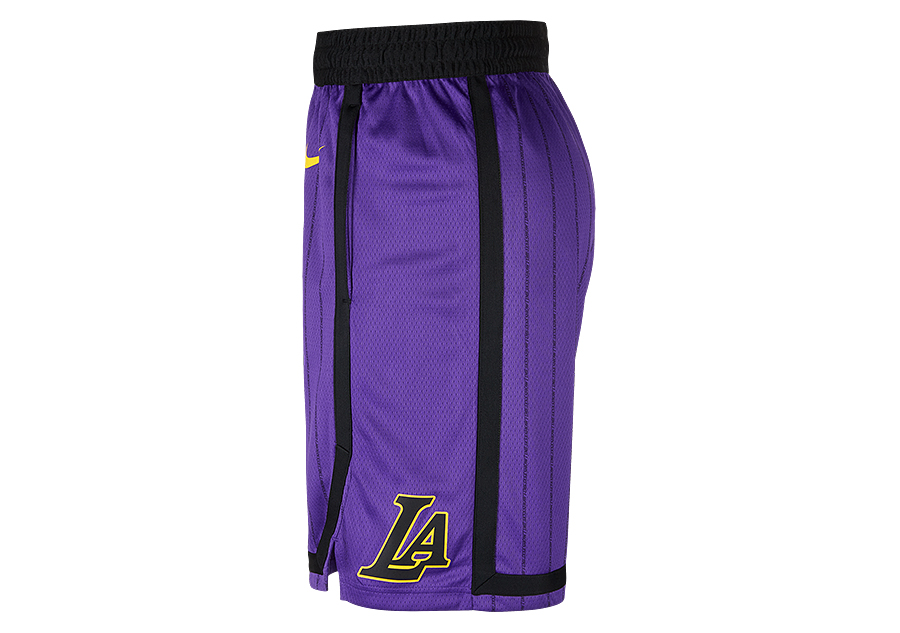 0927a05e1 NIKE NBA LOS ANGELES LAKERS SWINGMAN SHORTS FIELD PURPLE price S ...