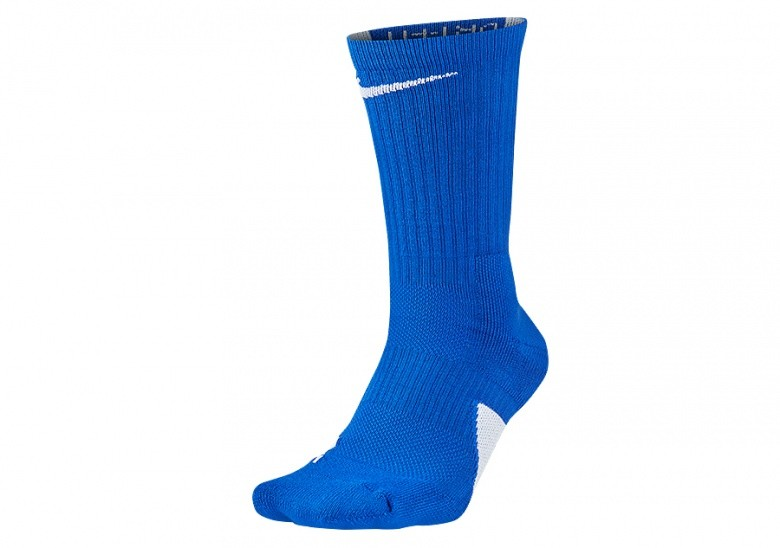 NIKE ELITE CREW SOCKS GAME ROYAL