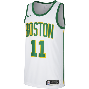 NIKE NBA BOSTON CELTICS KYRIE IRVING SWINGMAN JERSEY