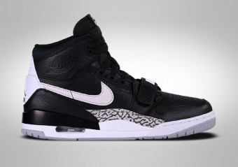 NIKE AIR JORDAN LEGACY 312 BLACK CEMENT