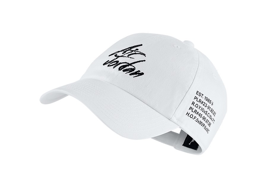 cf032d59177 NIKE AIR JORDAN HERITAGE86 SCRIPT CAP WHITE price 132.50 ...