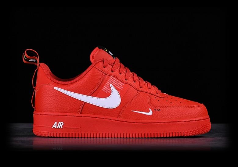 Nike Air Force 1 '07 LV8 Utility 'Team Orange' | AJ7747 800