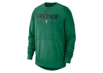 NIKE NBA BOSTON CELTICS SPOTLIGHT CREW CLOVER