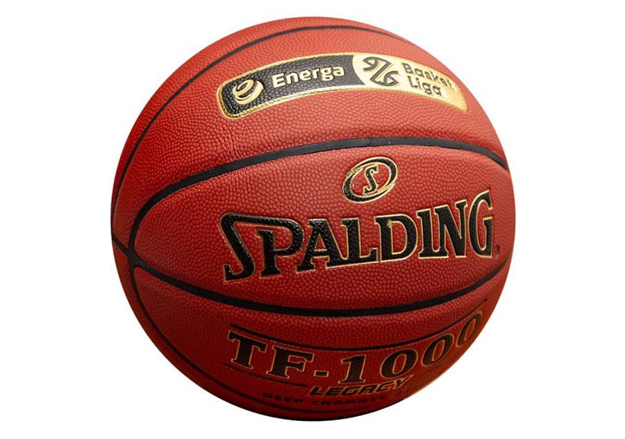 SPALDING TF-1000 LEGACY FIBA ENERGA (SIZE 7) ORANGE price