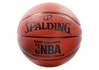 SPALDING NBA GRIP CONTROL IN/OUT (SIZE 7) ORANGE
