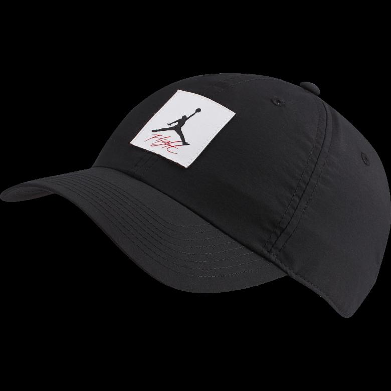 f437681a9491e2 AIR JORDAN HERITAGE86 LEGACY FLIGHT HAT. BLACK. £25.00