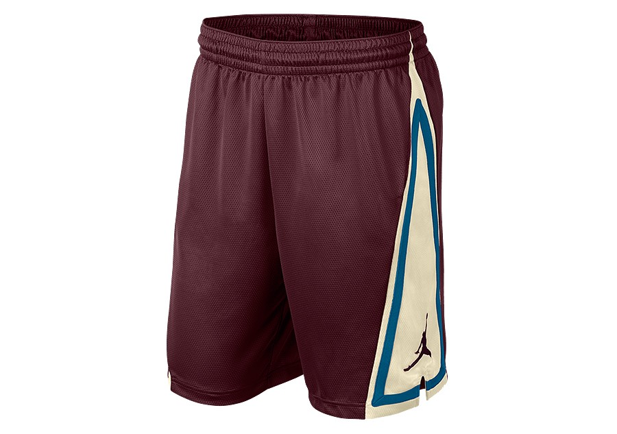 reputable site 4376b 243ab NIKE AIR JORDAN FRANCHISE SHORTS NIGHT MAROON price €42.50   Basketzone.net