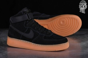 Buty Nike AIR FORCE 1 HIGH '07 LV8 SUEDE AA1118 001 Basketo.pl