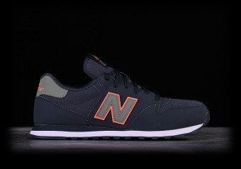 NEW BALANCE 500 NAVY BLUE