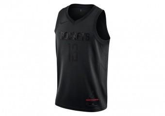 new style 28ab5 7bde0 NIKE NBA MVP JAMES HARDEN SWINGMAN JERSEY BLACK price ...