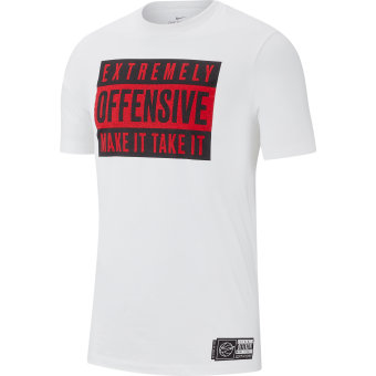 NIKE 'EXTREMELY OFFENSIVE' VERBIAGE TEE