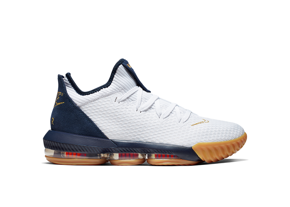 Nike Lebron 16 Low For 140 00 Kicksmaniac Com