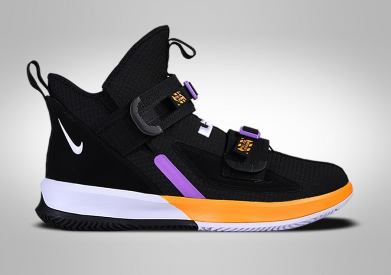 NIKE LEBRON SOLDIER 13 SFG LAKERS