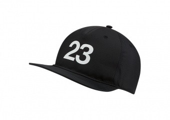 NIKE AIR JORDAN PRO 23 ENGINEERED CAP BLACK