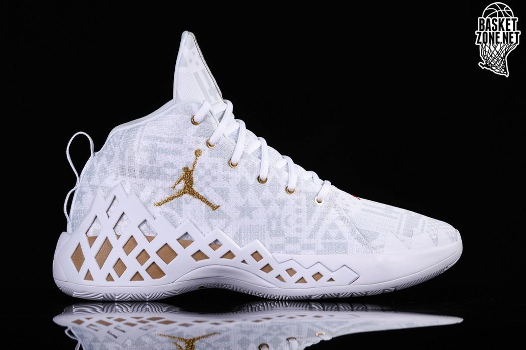 buy good new design genuine shoes NIKE AIR JORDAN JUMPMAN DIAMOND MID WHITE METALLIC GOLD ...
