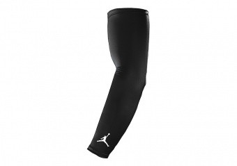 NIKE AIR JORDAN SHOOTER SLEEVES BLACK