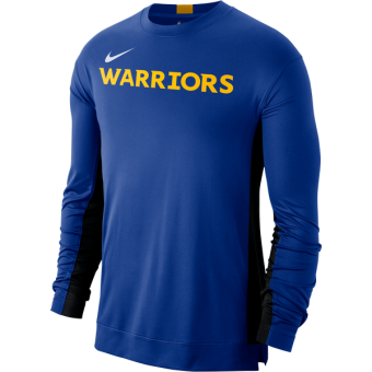 NIKE NBA GOLDEN STATE WARRIORS COURTSIDE HOODIE for £70.00