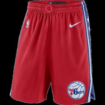 NIKE NBA PHILADELPHIA 76ERS SWINGMAN SHORTS