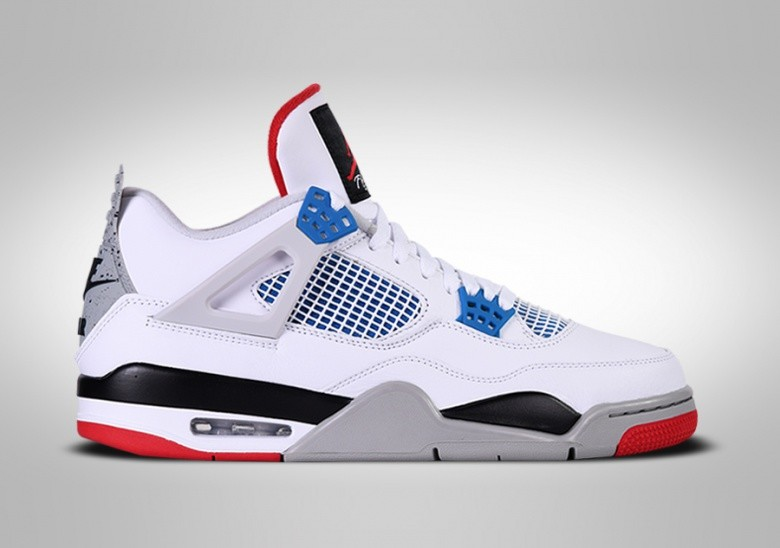 NIKE AIR JORDAN 4 RETRO SE WHAT THE