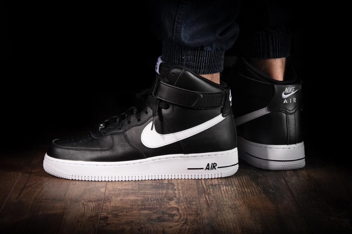 Nike Air Force 1 High nero