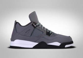 NIKE AIR JORDAN 4 RETRO COOL GREY TD
