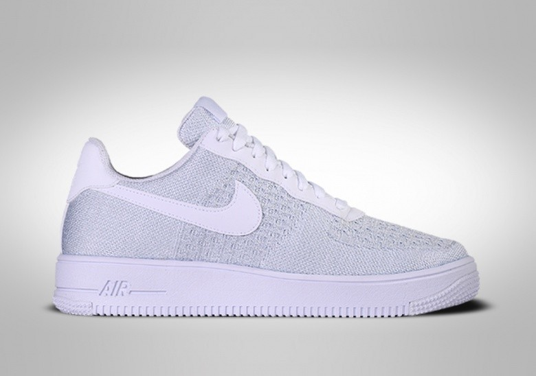 NIKE AIR FORCE 1 LOW FLYKNIT 2.0 PURE PLATINIUM price €125.00 ...