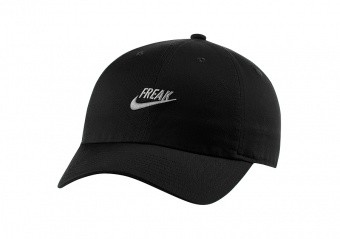 NIKE GIANNIS 'FREAK' HERITAGE86 CAP BLACK
