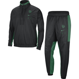 NIKE BOSTON CELTICS COURTSIDE TRACKSUIT