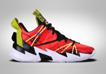 NIKE AIR JORDAN WHY NOT ZER0.3 SE BRIGHT CRIMSON R. WESTBROOK