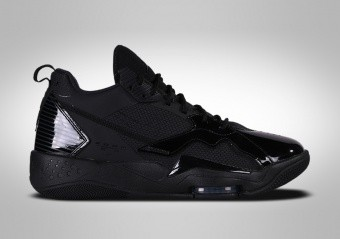 NIKE AIR JORDAN ZOOM 92 TRIPLE BLACK