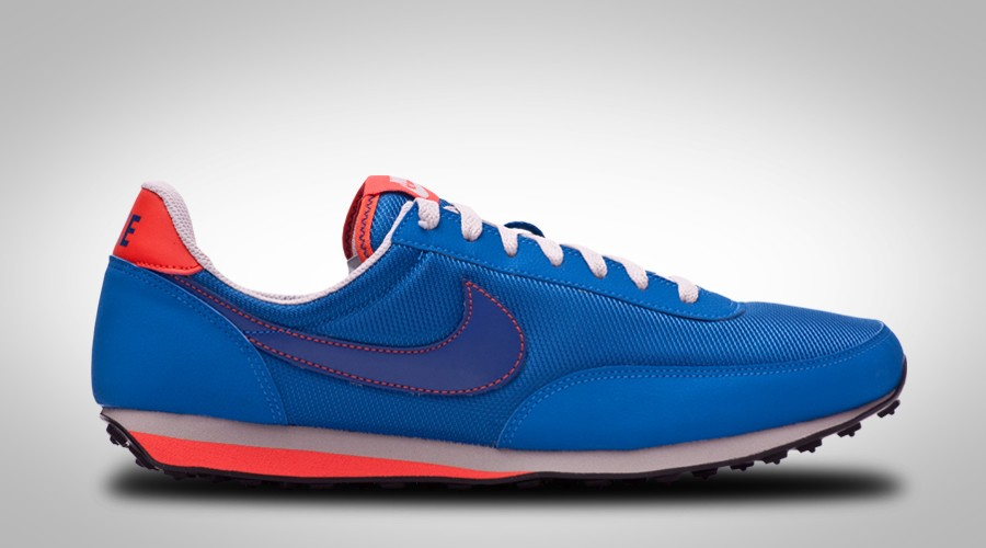 NIKE RETRO ELITE RUNNER SIGNAL BLUE LEATHER