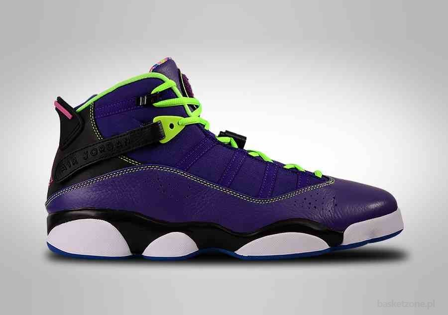 NIKE AIR JORDAN 6 RINGS FRESH PRINCE OF BEL AIR