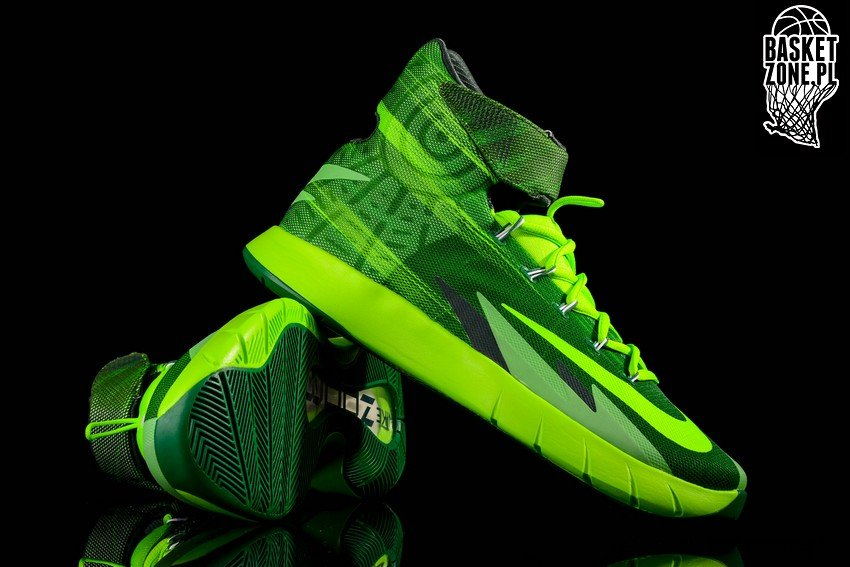check out dc0d7 8ffd7 ... promo code for nike zoom hyperrev kyrie irving electric green 88f2f  1908e