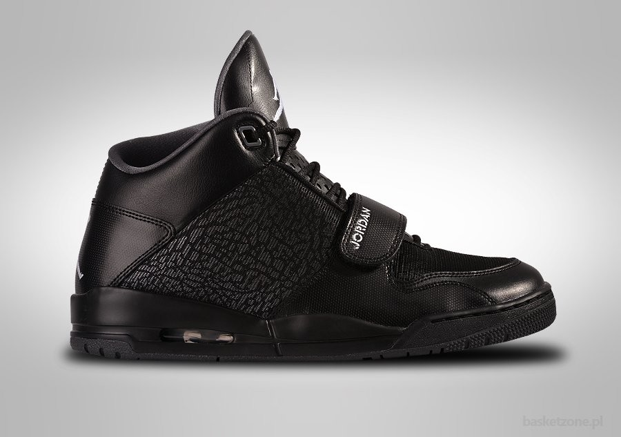 NIKE AIR JORDAN FLTCLB 90's ALL BLACK