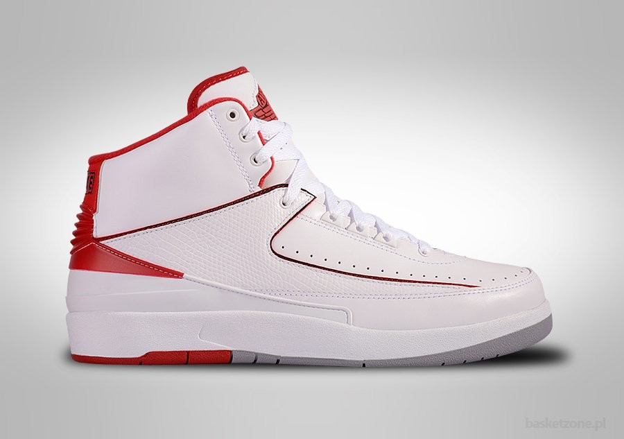 NIKE AIR JORDAN 2 RETRO CHICAGO BULLS HOME