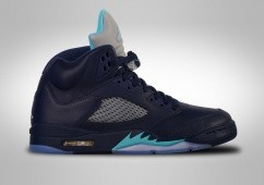 NIKE AIR JORDAN 5 RETRO MIDNIGHT NAVY BG