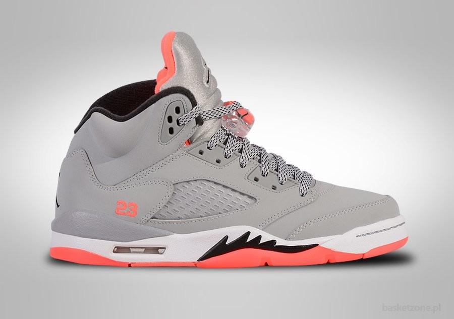 Nike Air Jordan 5 Retro Hot Lava Gs Grade School Smaller Sizes