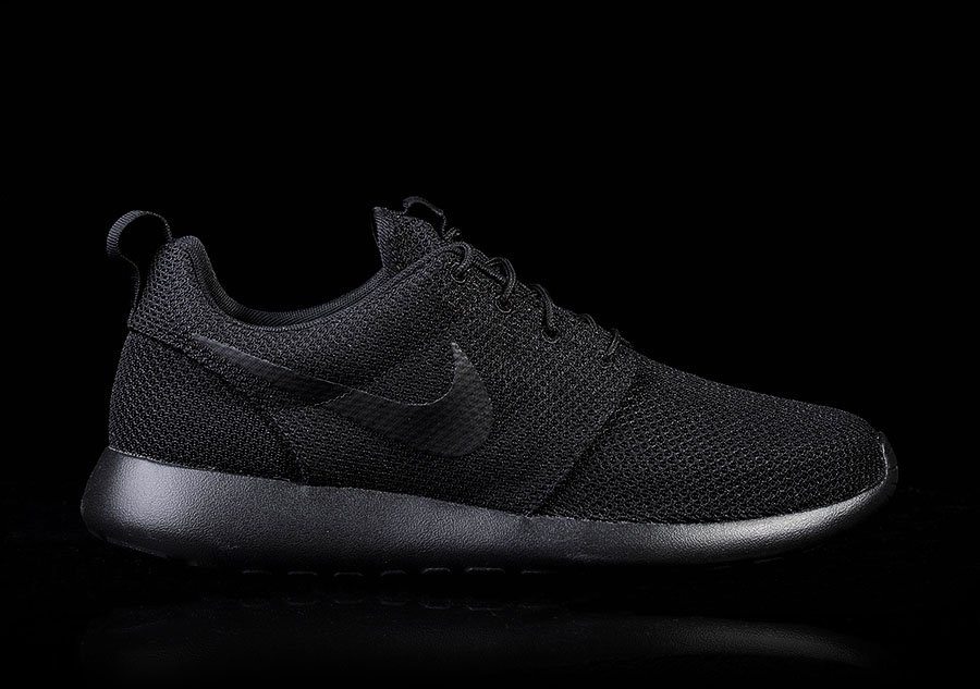 best service cdde0 19729 NIKE ROSHE ONE INTENSE BLACK