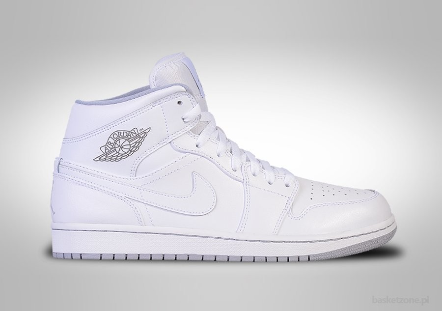 cc2631a6a311bb NIKE AIR JORDAN 1 RETRO MID WHITE WOLF GREY price €85.00 ...